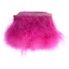 Marabou Trim 3-4in Aprox. 13g 1Yd Hot Pink